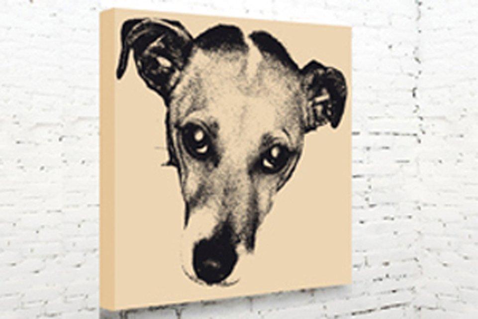 Che Guevara Dog Art Portrait