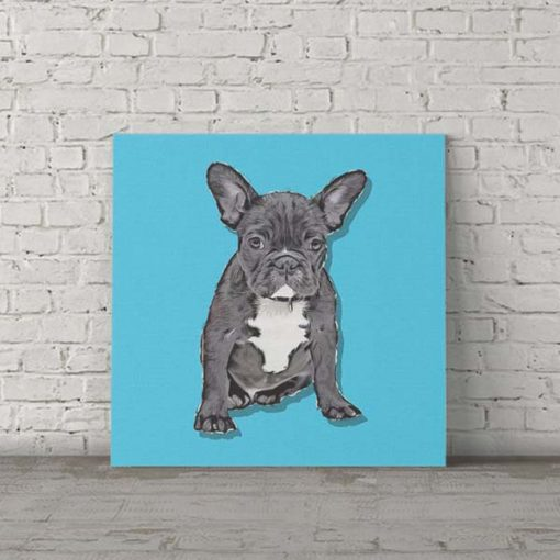 French Bulldog Dog Pop Art Pop Pet